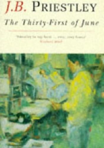 Okładka książki The Thirty-First of June