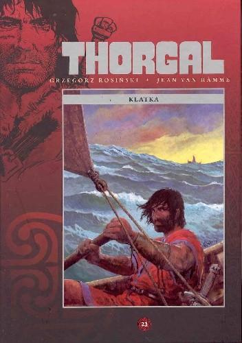 Okładka książki Thorgal: Klatka