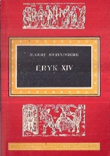 Okładka książki Eryk XIV