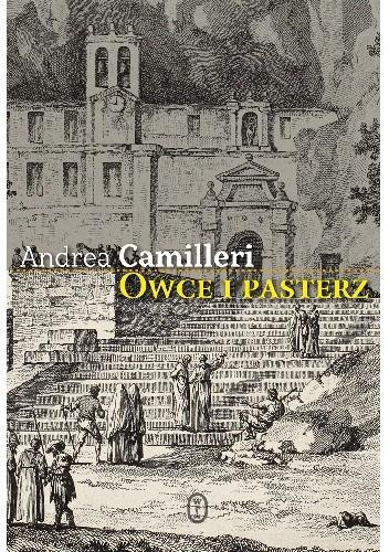Okładka książki Owce i pasterz