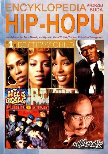 Okładka książki Encyklopedia hip-hopu