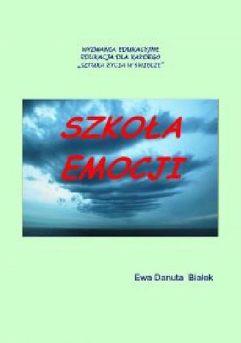 Okładka książki Szkoła emocji