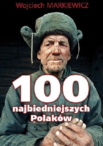 Okładka książki 100 najbiedniejszych Polaków
