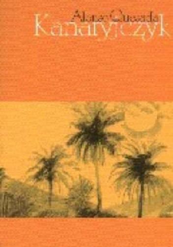 Okładka książki Kanaryjczyk