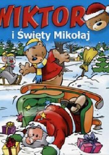Okładka książki Wiktor i Święty Mikołaj