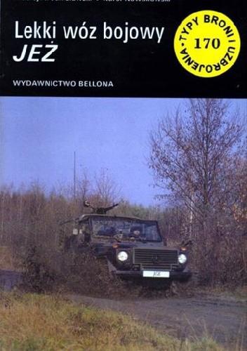 Okładka książki Lekki wóz bojowy JEŻ