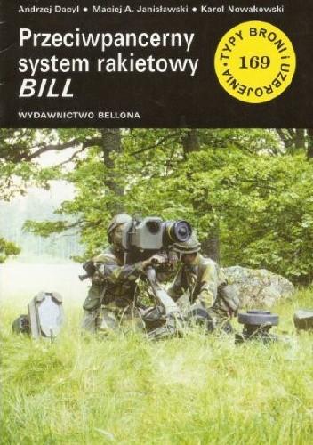 Okładka książki Przeciwpancerny system rakietowy BILL