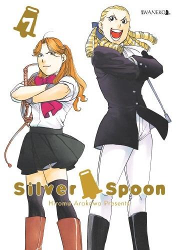 Okładka książki Silver Spoon tom 7