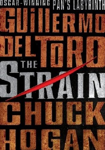 Okładka książki The Strain