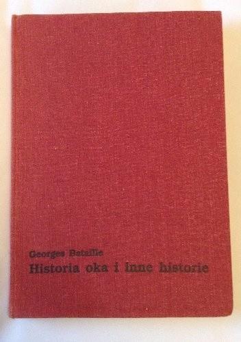 Okładka książki Historia Oka i inne historie