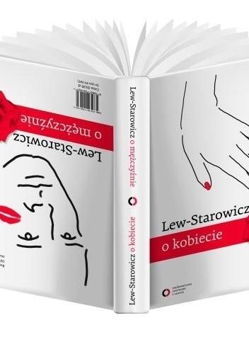 Okładka książki Lew-Starowicz o kobiecie / o mężczyźnie