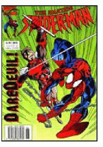 Okładka książki The Amazing Spider-Man 6/1997
