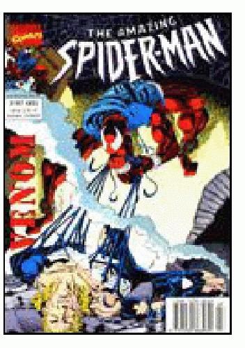 Okładka książki The Amazing Spider-Man 7/1997