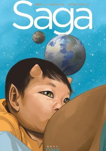 Okładka książki Saga: Book One Deluxe HC