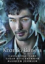 Okładka książki Kroniki Bane'a