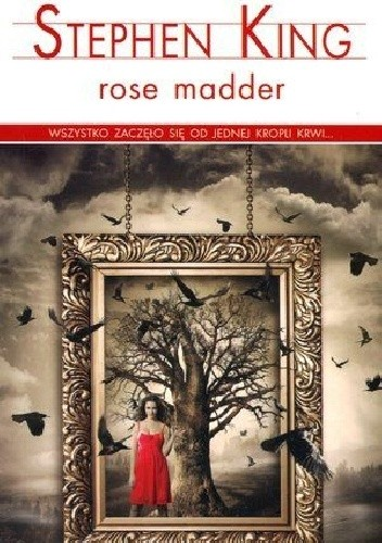 Okładka książki Rose Madder