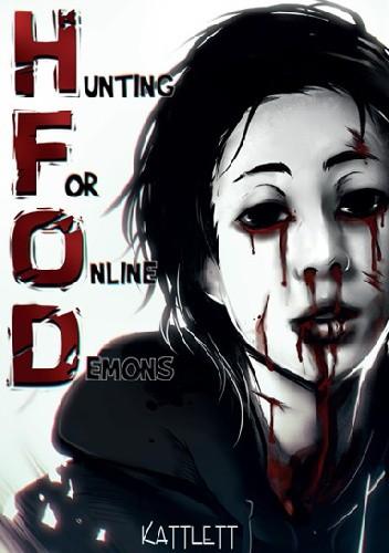 Okładka książki Hunting For Online Demons