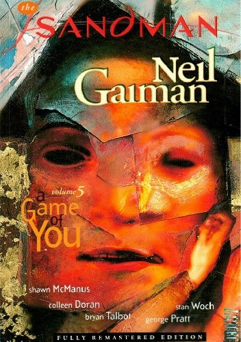 Okładka książki The Sandman volume 5: A Game of You