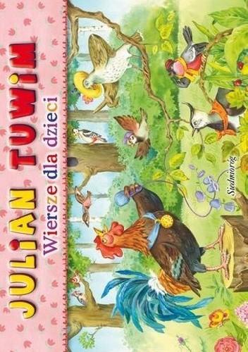 Okładka książki Wiersze dla dzieci