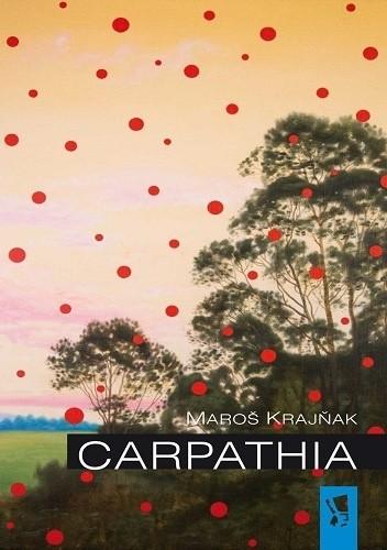 Okładka książki Carpathia