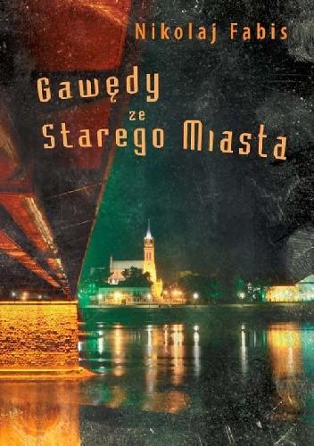 Okładka książki Gawędy ze Starego Miasta