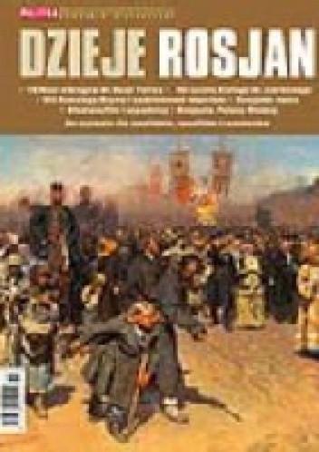 Okładka książki Dzieje Rosjan