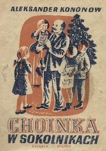 Okładka książki Choinka w Sokolnikach