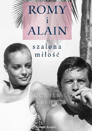 Okładka książki Romy i Alain. Szalona miłość
