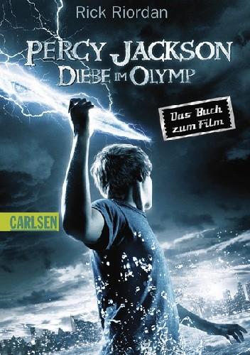 Okładka książki Percy Jackson Diebe im Olymp