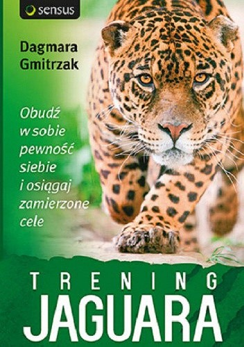 Okładka książki Trening Jaguara