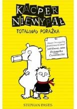 Okładka książki Kacper Niewypał. Total(na) porażka