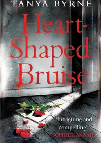 Okładka książki Heart - Shaped Bruise
