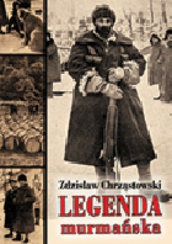 Okładka książki Legenda murmańska