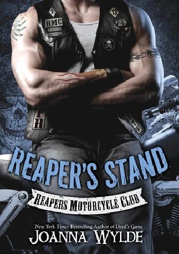Okładka książki Reaper`s Stand