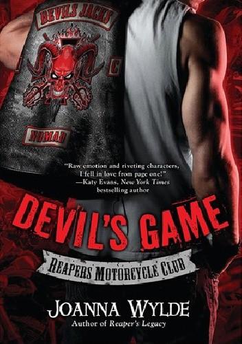 Okładka książki Devil`s Game