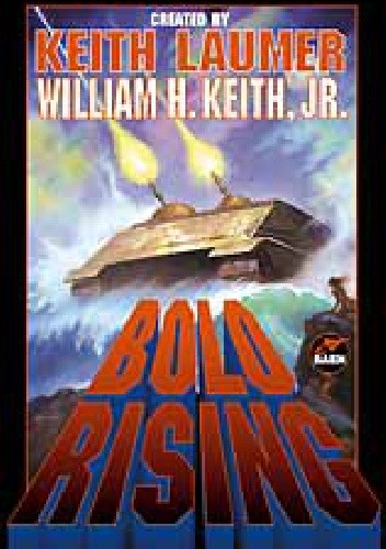 Okładka książki Bolo Rising