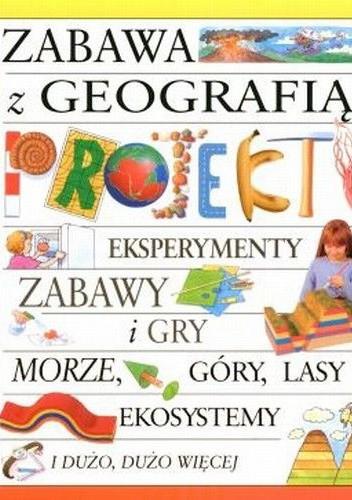 Okładka książki Zabawa z geografią