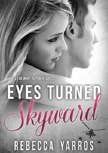 Okładka książki Eyes Turned Skyward