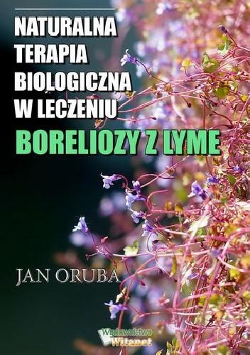 Okładka książki Naturalna terapia biologiczna w leczeniu boreliozy z Lyme