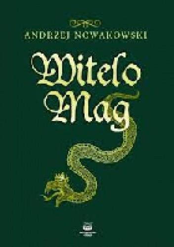 Okładka książki Witelo Mag