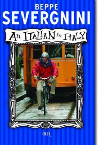 Okładka książki An Italian in Italy