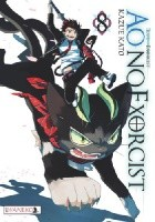 Ao No Exorcist 8