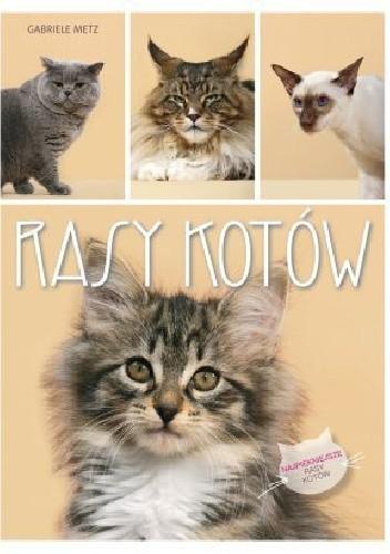 Okładka książki Rasy kotów