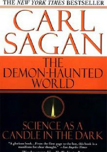Okładka książki The Demon-Haunted World. Science as a Candle in the Dark