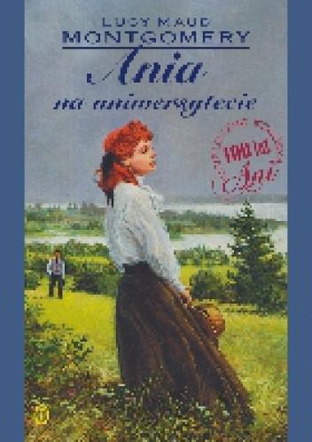 Okładka książki Ania na universytecie
