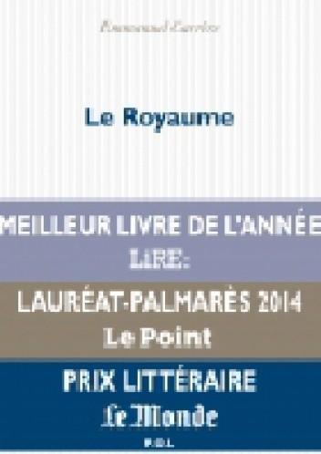Okładka książki Le royaume