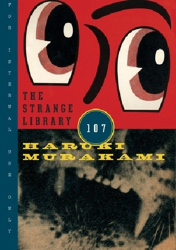 Okładka książki The Strange Library