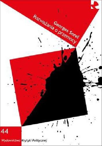 Okładka książki Rozważania o przemocy