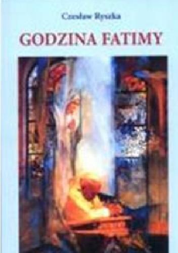 Okładka książki Godzina Fatimy