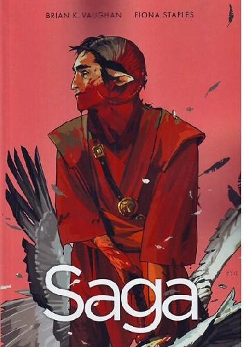 Okładka książki Saga, Volume 2